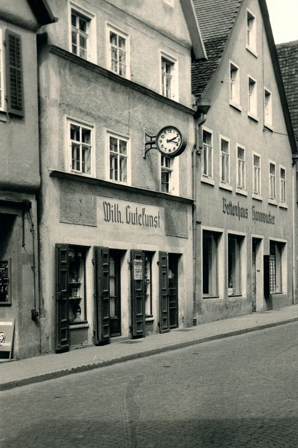 untere torstraße im mai 1963 foto archiv gutekunst privat